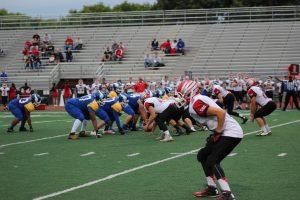Varsity Football v. South Sioux City, 9/11