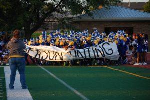 Varsity Football v. Prep, 9/25