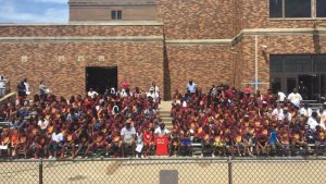 Niles Paul Summer Youth Football Camp