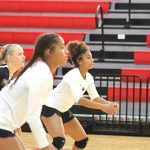 Volleyball vs. Collinsville Pictures