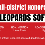 All-District Softball