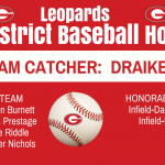 All-District Baseball