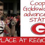 Cooper Goldsworthy State Bound