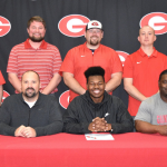 Draylon Franklin Signs Letter of Intent