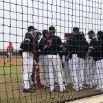 Varsity Baseball Beats Electra 10-0
