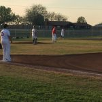 Varsity Baseball falls to Melissa 18 – 7