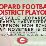 Bi-District Playoff Game November 15