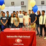 Rains Signs Letter of Intent to run CC