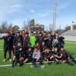 Boys JV Soccer Takes First at Castleberry Tournament