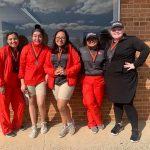 Varsity Girls Golf finishes 3rd place at Pilot Point Bearcat Invitational