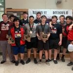 Leopards Powerlifters take 2nd at Regionals!