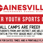 Gainesville Athletics Summer Youth Camps