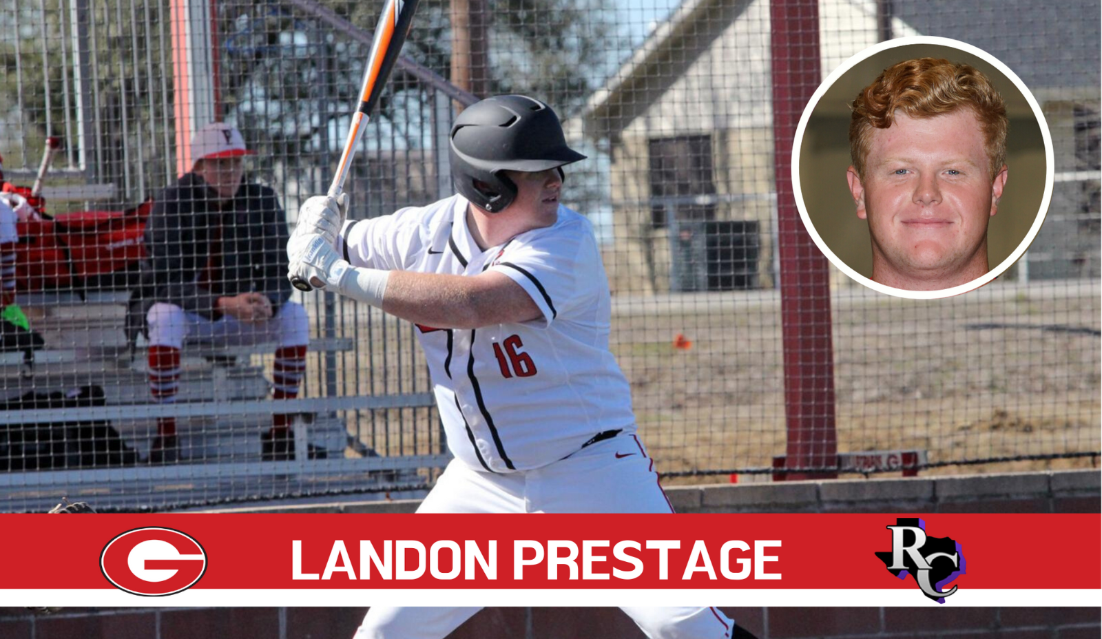 Landon Prestage Commits to Ranger College
