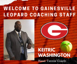 Welcome Coach Washington