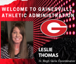 Coach Thomas Welcome to Athletic Admin