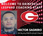 Coach Sagrero Welcome