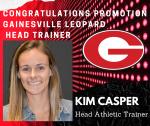 Gainesville Leopard Head Trainer