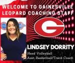 Welcome Coach Dorrity
