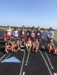 Cross Country finishes 1st in Slidell with 5 in top 10