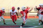 JV Football falls to Lake Worth 25 – 8
