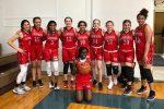 8A Girls Basketball Wins District!