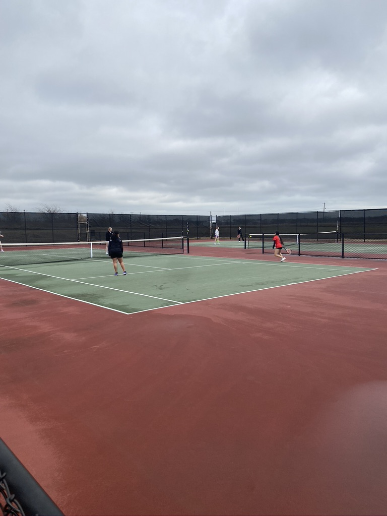 Leopards JV Tennis Prowling and Pouncing @ Sanger JV 2/26