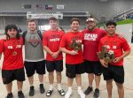 Boys Powerlifting Finished 3rd at State