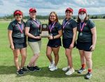 Lady Leopards Golf is Bound for Regionals