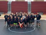 Great Wrestling Camp @ CRHS. Great having world class coaching. We all learn so much during this camp