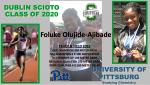Foluke (Folu) Olujide-Ajibade – College Announcement