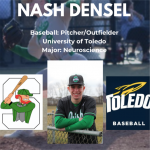 Nash Densel – College Announcement