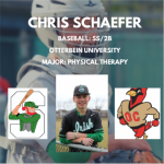 Chris Schaefer – College Announcement