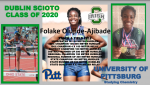 Folake (Fola) Olujide-Ajibade – College Announcement
