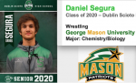 Daniel Segura – College Announcement