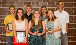 Spring Awards 2013-14