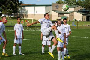 Varsity Boys Soccer vs Goshen 9-2-14
