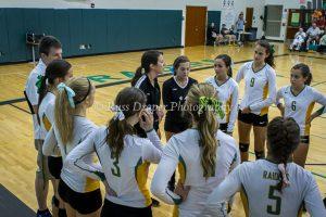 Girls Varsity Volleyball vs Bremen