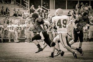 Freshman Football vs Adams