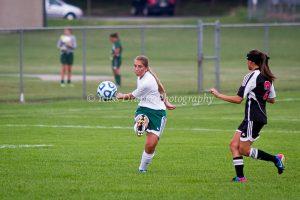 Girls JV Soccer vs Northwood.