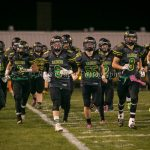 Northridge High School Varsity Football beat Bishop Dwenger High School 21-0