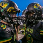 Northridge High School Varsity Football falls to New Prairie High School 10-28