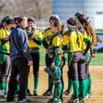 Northridge High School Varsity Softball beat Warsaw Community High School 10-0
