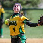 Northridge High School Varsity Softball falls to Elkhart Memorial 6-7