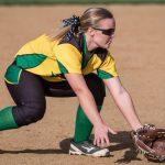 Northridge High School Varsity Softball beat Elkhart Central High School 7-4
