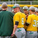 Northridge High School Varsity Baseball beat Elkhart Central High School 10-8