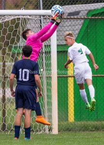 8-13-2016 Soccer Scrimmage vs Central Catholic