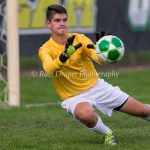 Northridge High School Boys Varsity Soccer beat Bethany Christian High School 4-1