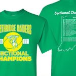 Sectional Championship T-shirts available