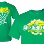 Regional Championship T-Shirts available