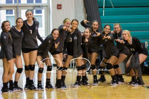 NR Varsity Volleyball vs West Noble